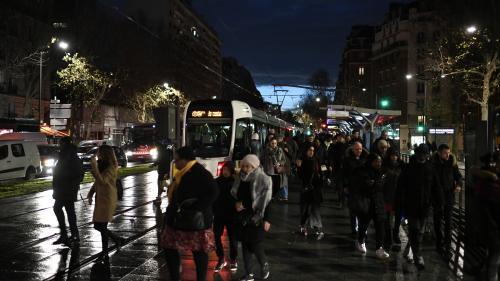 Grève du jeudi 9 janvier : la RATP annonce une offre en baisse pour cette journée de manifestations, particulièrement pour les bus et tramways