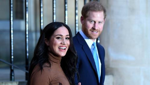 """Royaume-Uni : le prince Harry et Meghan prennent leurs distances avec la famille royale et entendent """"devenir financièrement indépendants"""""""