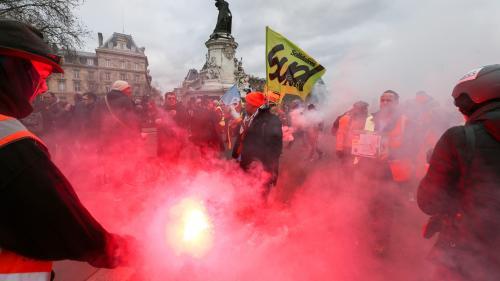 DIRECT. Grève du 9 janvier : première manifestation contre la réforme des retraites de l'année 2020, l'intersyndicale réclame le retrait du projet