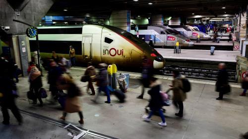 Grève du 10 janvier : la SNCF prévoit une nette amélioration du trafic, avec quatre TGV sur cinq et trois TER et Transilien sur cinq