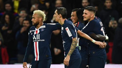 Coupe de la Ligue : le PSG atomise Saint-Etienne (6-1) et se qualifie pour les demi-finales