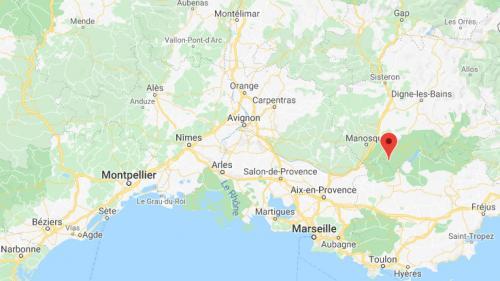 Var : interpellation de l'homme retranché avec sa fille de 3 ans à Esparron-de-Pallières pendant plus de 30 heures