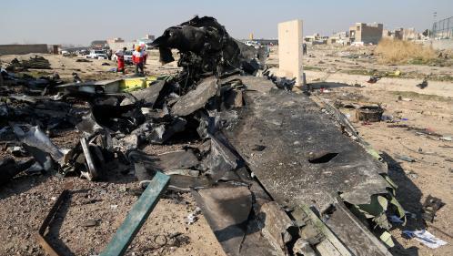 """DIRECT. Crash du Boeing ukrainien en Iran : la France prête à apporter son """"expertise"""" dans l'enquête"""