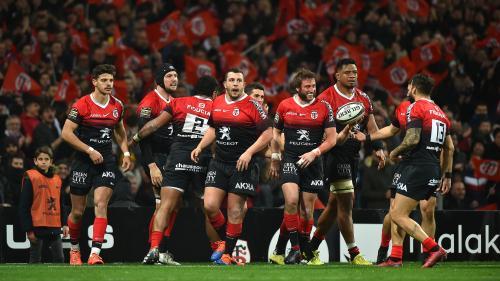 DIRECT. Rugby : regardez le match de Coupe d'Europe Connacht Rugby - Stade Toulousain