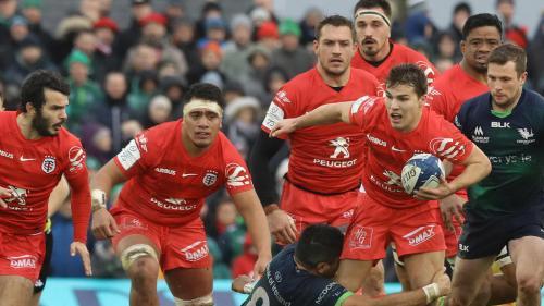 Rugby : le Stade toulousain s'impose au Connacht et valide sa qualification pour les quarts de finale de la Coupe d'Europe