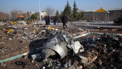 """DIRECT. L'Iran admet avoir abattu le Boeing 737 d'Ukraine Airlines, le Canada demande une """"enquête approfondie"""""""
