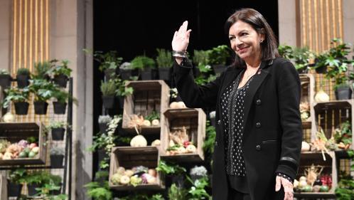 Anne Hidalgo, candidate à sa succession à la mairie de Paris