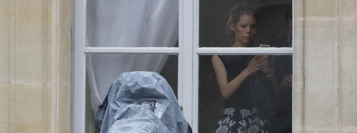 Réforme des retraites : Tiphaine Auzière, la fille de Brigitte Macron, est-elle vraiment l'avocate de la CF...