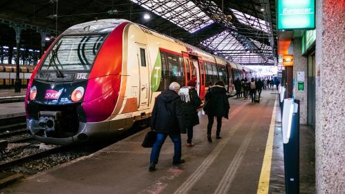 Grève du mardi 14 janvier : la SNCF confirme une amélioration du trafic avec huit TGV sur dix en moyenne, trois TER sur quatre, et un Intercités sur deux