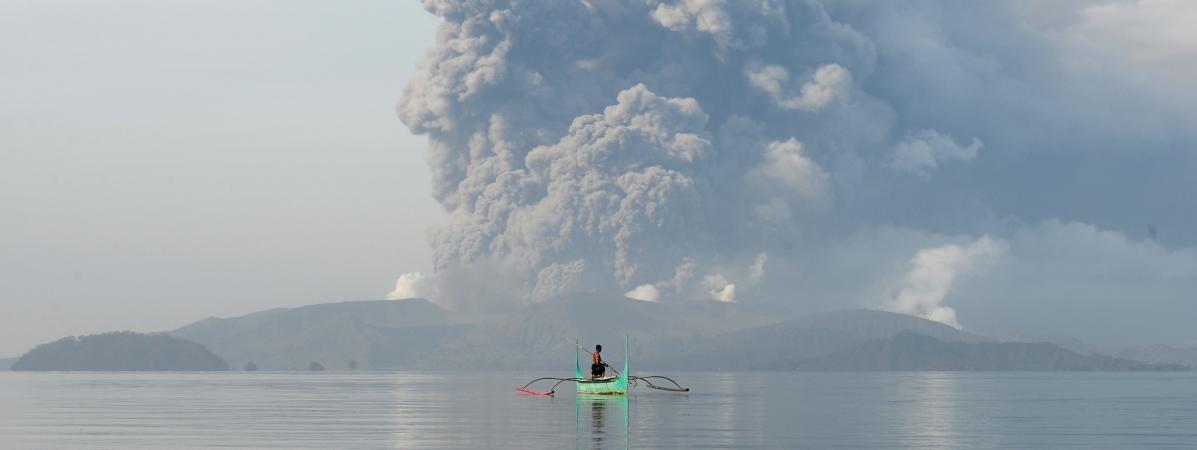Le billet vert. Volcans : l'énergie en éruption