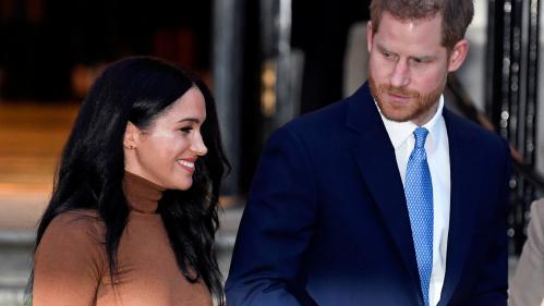 """La reine """"soutient"""" Harry et Meghan dans leur choix de prendre leur indépendance vis-à-vis de la famille royale et annonce une """"période de transition"""""""