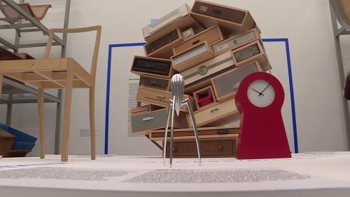 Allemagne : le Vitra Museum revisite 30 ans de design, entre minimalisme et consommation de masse
