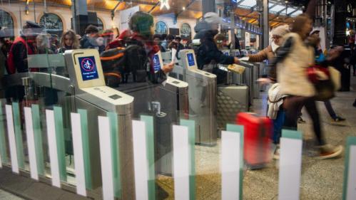Grève du mercredi 15 janvier : en moyenne 8 TGV sur 10 seront assurés, 8 TER sur 10 et 3 Transilien sur 4, annonce la SNCF