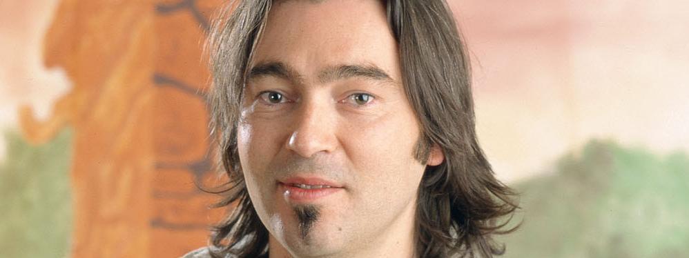 Le réalisateur français Eric Bergeron, photographié en 2009.