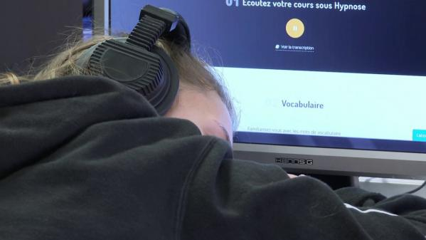 Hypnose : un logiciel pour apprendre les langues étrangères testé dans un lycée des Landes