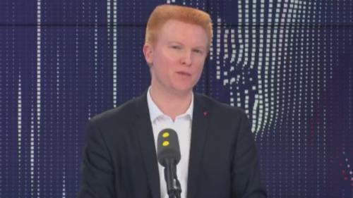 """Fermeture de certains sites de Renault en France : """"Il faut interdire les licenciements"""", réclame le député LFI Adrien Quatennens"""