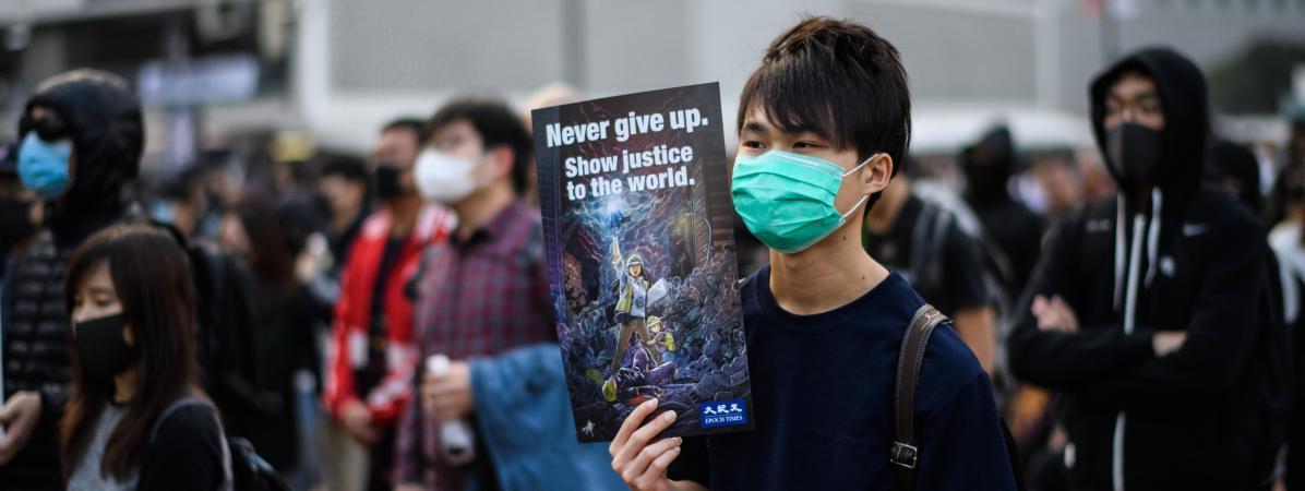 """L'ONG Human Rights Watch accuse Pékin de mener """"une offensive"""" mondiale inédite contre les droits humains"""