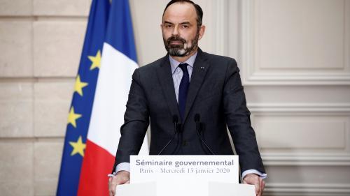 """DIRECT. Réforme des retraites : """"La grève à la RATP et à la SNCF n'a que trop duré"""", estime Edouard Philippe"""