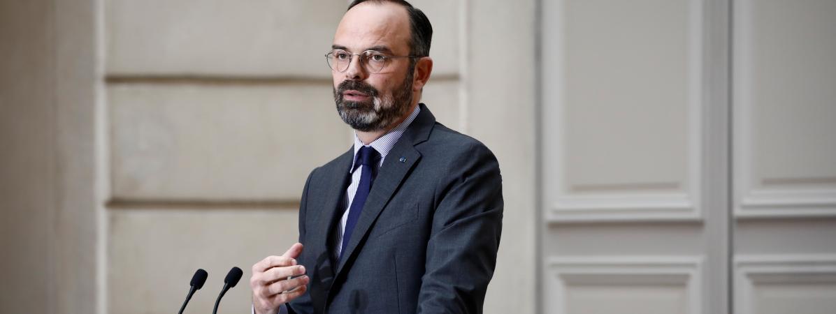 """Réforme des retraites : une grève """"sans issue"""" selon Édouard Philippe"""