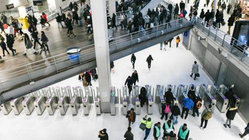 Grève du jeudi 16 janvier : en moyenne 8 trains sur 10 assurés pour les TGV et TER, 3 Transilien sur 4 et trafic normal sur les Ouigo, annonce la SNCF