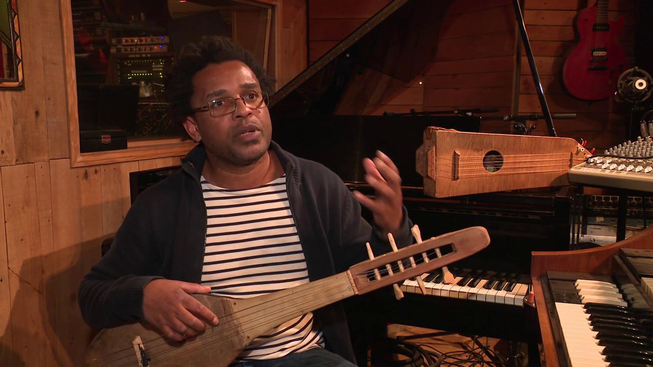 Ahamada Smis fait vivre la musique comorienne au coeur de Marseille
