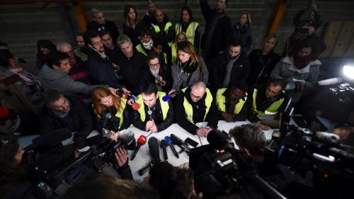 Les médias ont trop parlé des gilets jaunes et de la fausse arrestation de Xavier Dupont de Ligonnès, selon un baromètre