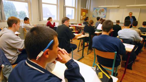 Après la réforme des retraites, les enseignants contestent la réforme du bac