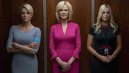 """""""Scandale"""" : Charlize Theron, Nicole Kidman et Margot Robbie dans un film qui dénonce le harcèlement sexuel à Fox News"""