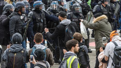 A-t-on le droit de filmer et de diffuser des images des forces de l'ordre pendant une manifestation ?