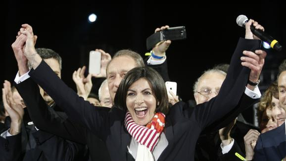En 2014, le Parti socialiste avait sauvé les apparences en remportant Paris avec Anne Hidalgo et quelques grandes villes.