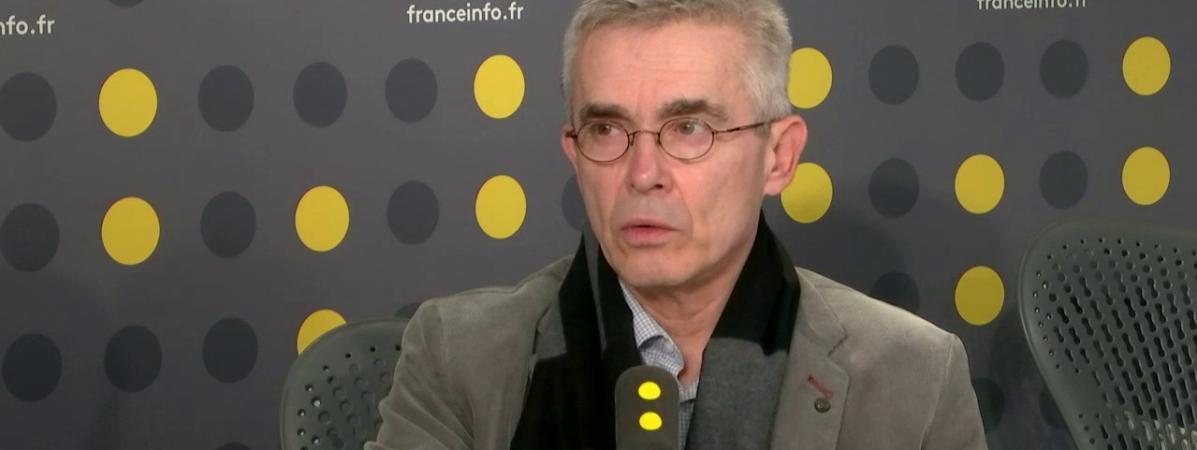 """Intrusion au siège de la CFDT : le secrétaire général de Force ouvrière, Yves Verrier, """"condamne"""" cet acte"""