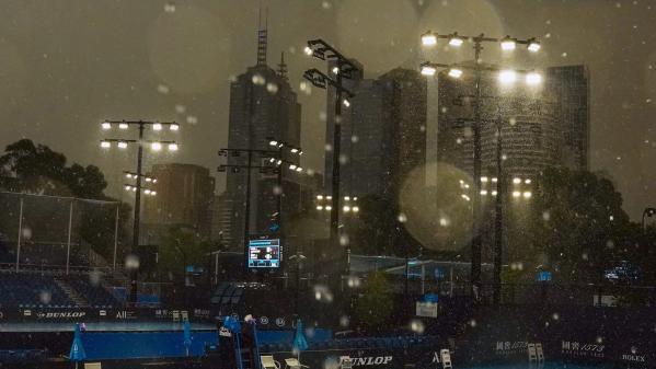 Australie : des pluies salvatrices ?