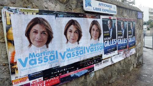 Municipales 2020 à Marseille : la liste LR en tête des intentions de vote au 1er tour, talonnée par le RN, selon un sondage