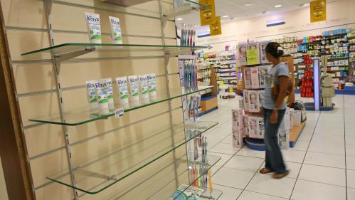 A La Réunion, le blocage des ports de l'Hexagone entraîne des ruptures dans les supermarchés