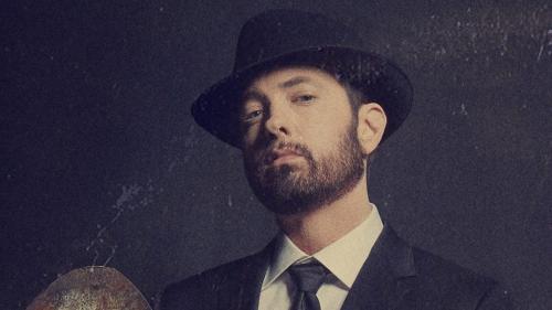 Le nouvel album d'Eminem : inattendu mais pas surprenant