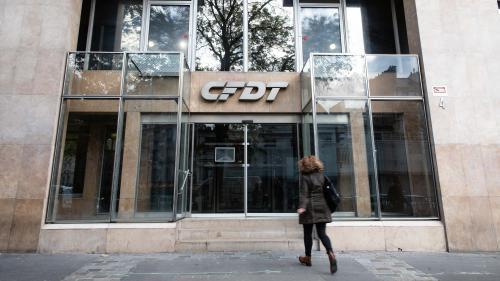"""Grève contre la réforme des retraites : des """"dizaines d'individus"""" se sont introduits au siège de la CFDT à Paris, selon Laurent Berger"""