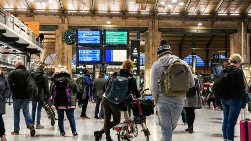 DIRECT. Grève contre la réforme des retraites : le taux de grévistes tombe à 4,6% à la SNCF