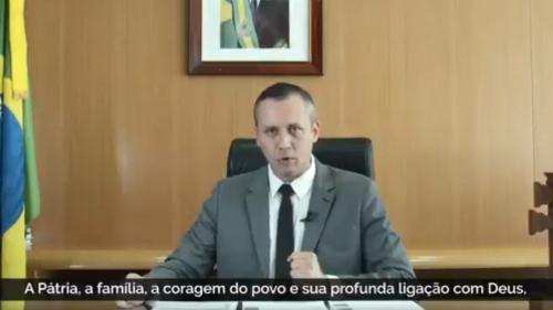 Indignation au Brésil après un discours du ministre de la Culture inspiré de Joseph Goebbels