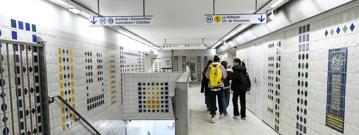 Grève du samedi 18 janvier : la RATP annonce un trafic normal sur 7 lignes de métro sur 16 et 2 trains sur ...