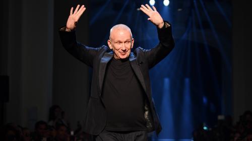 Jean Paul Gaultier annonce que son show haute couture du 22 janvier sera le dernier