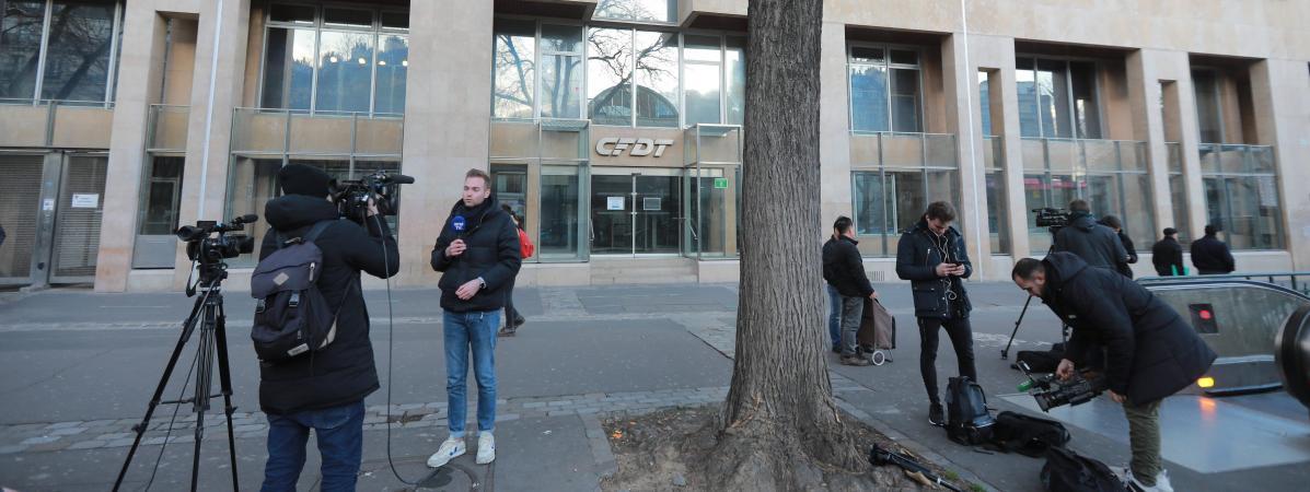 Intrusion au siège de la CFDT à Paris : que s'est-il passé ?