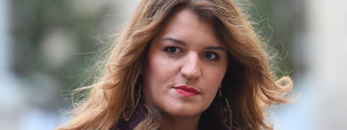 Municipales : Marlène Schiappa quitte une réunion publique à Paris après avoir été prise à partie par des m...