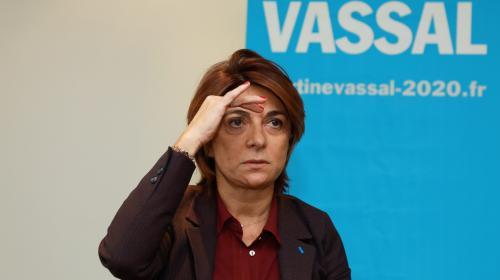 """Municipales : """"On est sur véritablement un nouveau départ pour Marseille"""", assure Martine Vassal, candidate LR"""