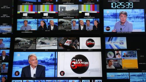 """Grève contre la réforme des retraites : la diffusion de l'émission """"Les Grandes Gueules"""" interrompue par des manifestants à Béziers"""