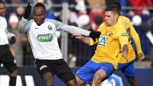 Coupe de France : éliminée, la JS Saint-Pierroise ne deviendra pas le premier club d'Outre-mer en 8e de finale