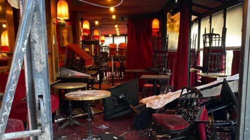Paris : la célèbre brasserie La Rotonde visée par un incendie volontaire dans la nuit, une enquête ouverte pour en déterminer les causes