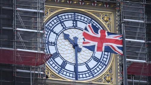 Les cloches de Big Ben ne sonneront pas pour le Brexit, mais un décompte géant apparaîtra au 10 Downing street