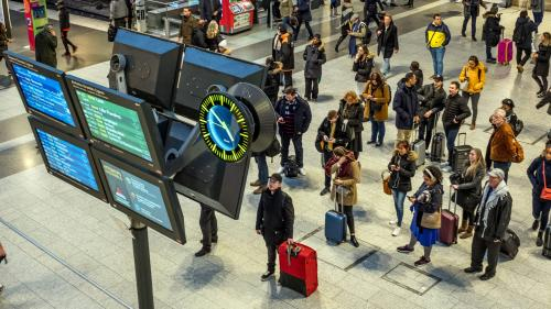 """Grève du 20 janvier : la SNCF annonce un trafic """"normal"""" ou """"quasi normal"""" sur l'essentiel du réseau"""