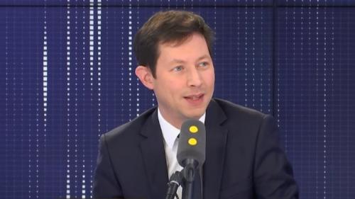 """Montée des violences, gestion de l'épidémie de coronavirus, primaire à droite... Le """"8h30 franceinfo"""" de François-Xavier Bellamy"""