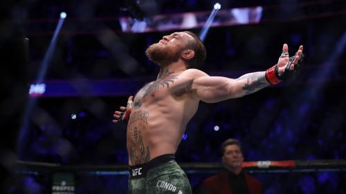 MMA : retour explosif pour McGregor, qui terrasse Cerrone en à peine 40 secondes